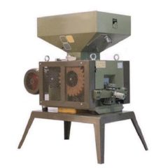 MMR-300モルトミル5.5 kW 1200-1800 kg / h幅ローラー