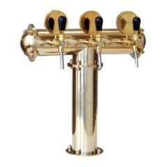 BDT-CT3V Beverage dispense tower Classic-T 3-valves