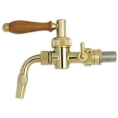 DTP-NO100 Dispense tap Nostalgia with compensator