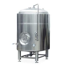 BBTVN-750 : Bright beer tank – vertical non-insulated 750 liters