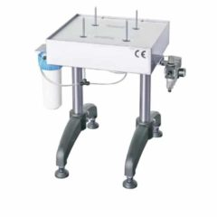 BWB-M600 Manual bottle rinsing machine with air blower