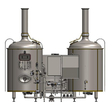 brewhouse breworx classic 1000 - front view