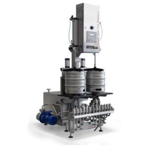 KFM - Machines for rinsing and filling of kegs