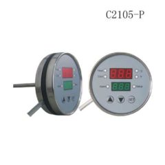 C2105 - Mikroprocessor temperatur regulator
