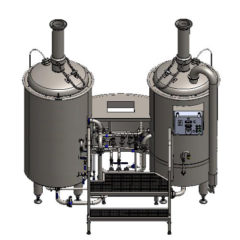 Wort brew machine BREWORX LITE-ME 250