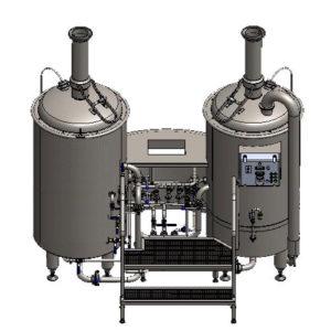 BWM-BLM: Машины для приготовления сусла LITE-ME