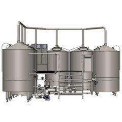 OPPIDUM-3000 : Wort brew machine