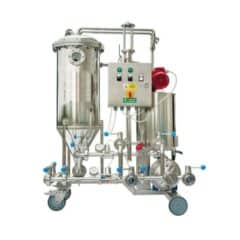 FCD1 Candle filter with kieselguhr 800L/h