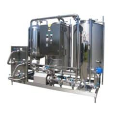 MFS-8 Microfiltration station 3200-4800 L/h with CIP