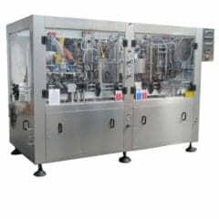 BFA-MB2000 Automatyczna, jednorazowa butelka do spłukiwania i spłukiwania butelek