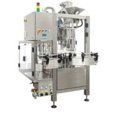 BFA-MB1330 – Automatic monoblock bottle rinser-filler-crowner