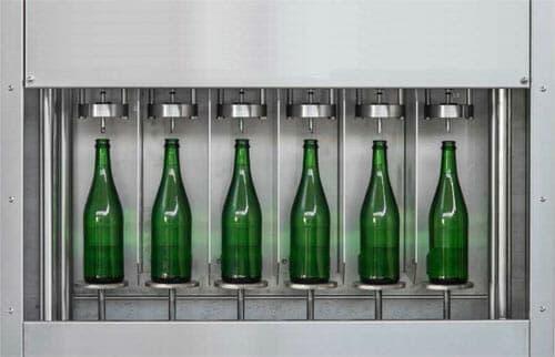 BFSA-MB550-flaska fylliefni