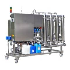 CFF-W60CA6 Cross-flow filter for wine/cider with CIP