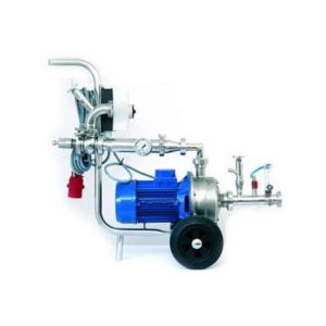MFE - Flotation equipment for must