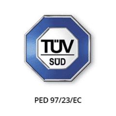 PED 2014 / 68 / EU Potvrda o kotlovima i tlaku