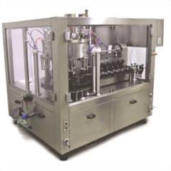 BFA-MB1200 Automatic monoblock bottle rinser-filler-crowner (up to 1200 bph 330 ml)
