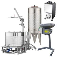 Microbrewery BREWMASTER BSB-501-CFT95