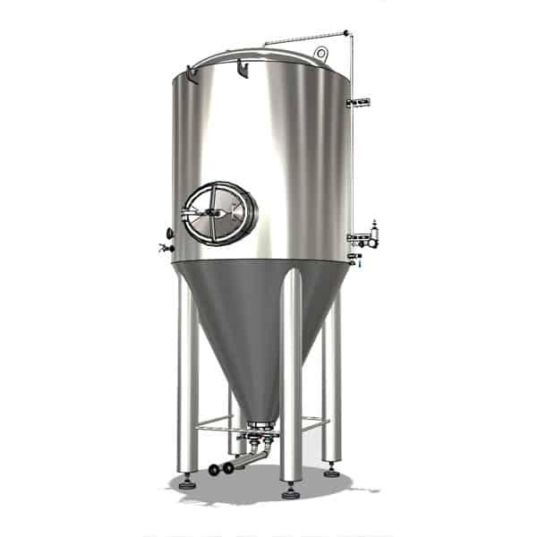Cctm 800a2 Modular Cylindrical Conical Fermentation Tank