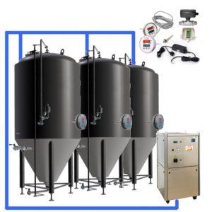 CFS-C Kompletni konfiguracijski uređaj za fermentaciju