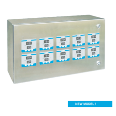 CTTCS-A10 Cabinet for the tank temperature control system – up to 10 cooling zones