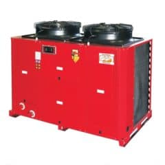 CWCH-NCEP-552 Compact water chiller & heater 55 kW