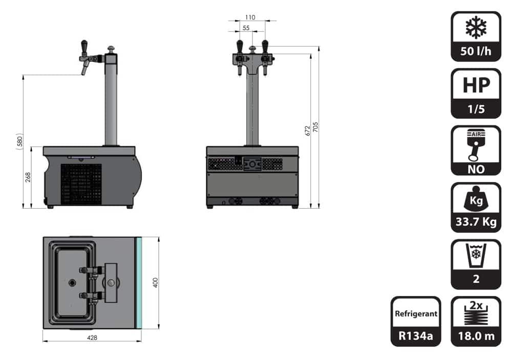 DBCS-PT50-dimensions