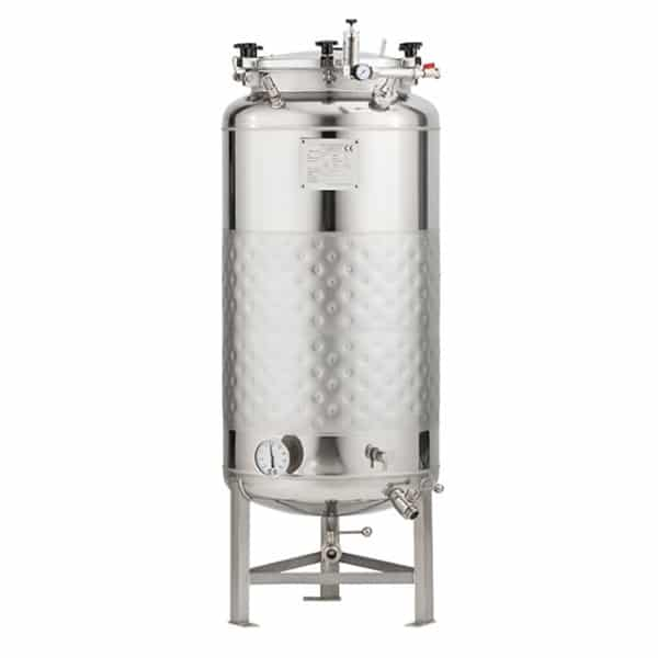 Fmt slp 200h fermentator z okr g ym dnem nieizolowany for Bpt ta 600