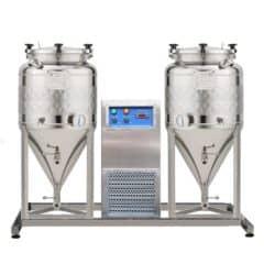 FUIC-SLP1C-2x400CCT - Samohlađenu jedinicu za fermentaciju i zrenje 2 × 400 / 468 litre