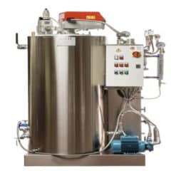 GSG-500 Gas steam-generator 500kg/hr