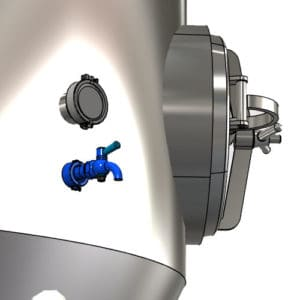 MTS-PSV Product sampling valve