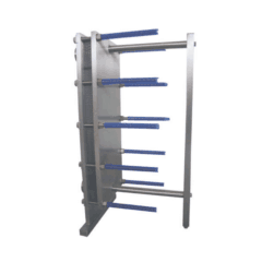 PHE-KST-500L9025 Plate heat exchanger 500 lt/hour