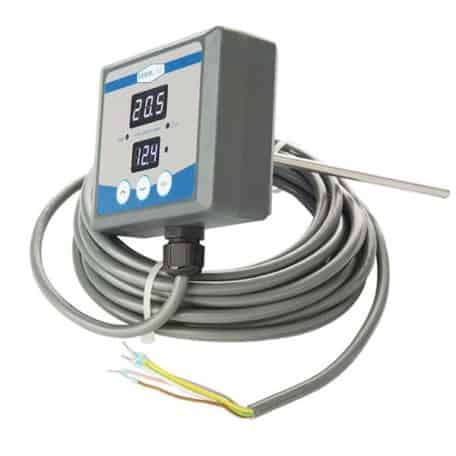 On-tank measure and regulation controller STTC-178