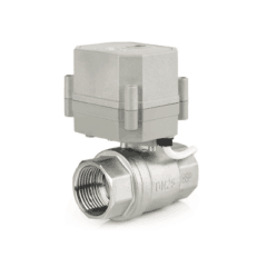 STTC-MV15-24VS Motorized valve DN15, 24VAC, Stainless steel