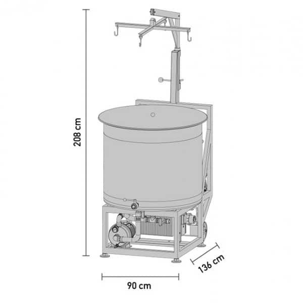 machine brewmaster