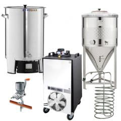 Nanobrewery BREWMASTER BSB-52-F20SNP