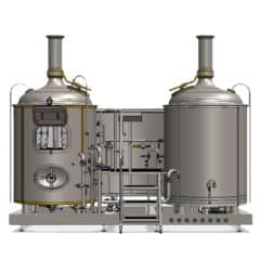 Wort brew machine MODULO CLASSIC 500