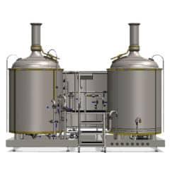 Wort brew machine MODULO LITE-ME 500
