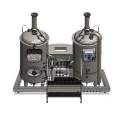 Wort brew machine MODULO CLASSIC 250