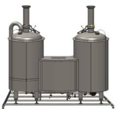 Brewhouse MODULO LITE-ME 250