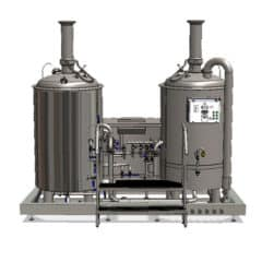 Wort brew machine MODULO LITE-ME 250
