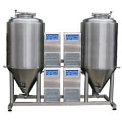 FUIC-CHP4C-2x2000CCT Compact fermentation unit 2×2000/2300 liters