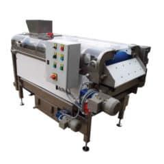 FBP-600MG Fruit belt press 600 kg/hour