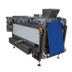 FBP-600MG Augļu siksnas spiede 600 kg / stundā