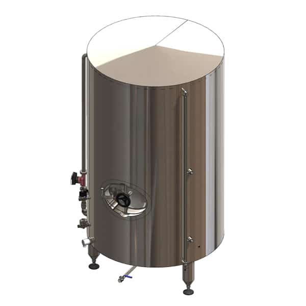 Dep sito de agua caliente 400 litros Tanque de agua 1000 litros