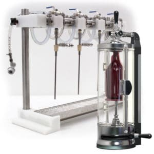 MBF - Manual filling of bottles