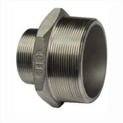 PF-PR34M12M-SS Pipe Reducer G 3/4″M to G 1/2″M Stainless steel