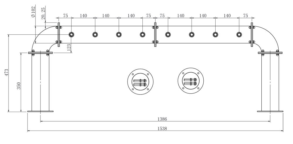 BDT-BR8V-dimensions