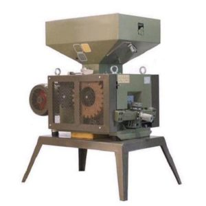 MMR-300 : Malt mill – machine to squeezing of malt grains, 5.5 kW 1200-1800 kg/hr – wide rollers