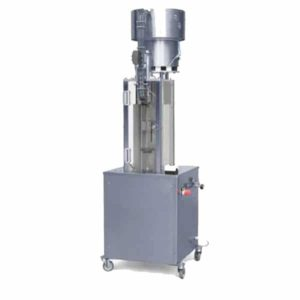 CRW-SA-800 Semiautomatic capping machine for bottles