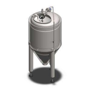 YSTP12G - Alacsony nyomású tartály 120 liter